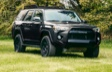 4Runner TRD Pro shown in Midnight Black Metallic