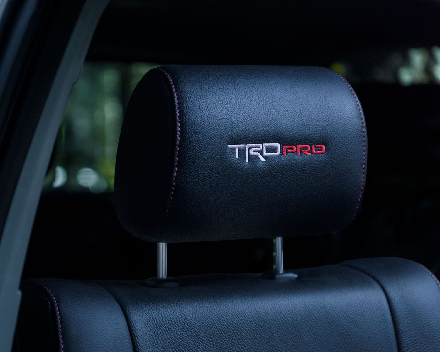 Sequoia TRD Pro Leather Seats