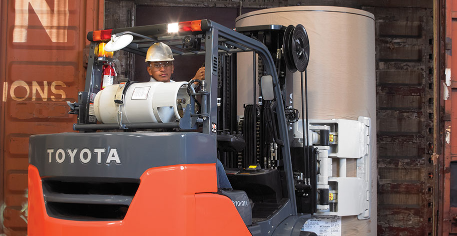 Forklift Safety: OSHA/CCOHS Forklift Training