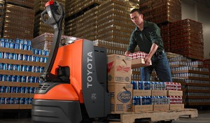 Toyota Forklifts Industries