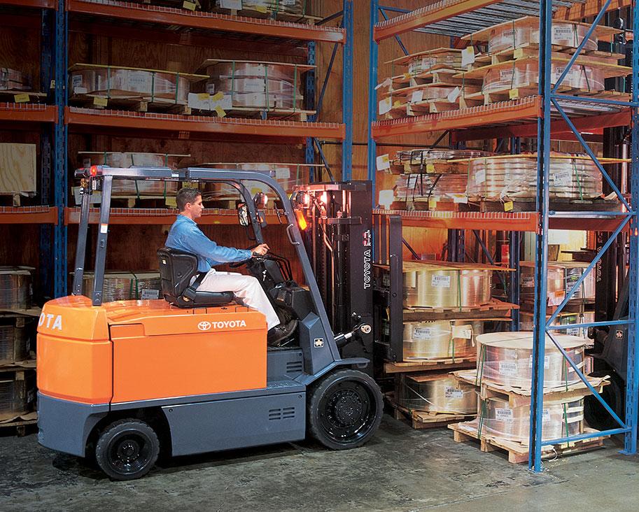 Forklift Battery Maintenance & Handling Best Practices