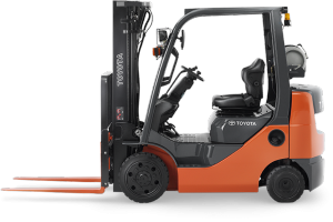 Core Electric Forklift   Small 4-Wheel Electric Lift Truck