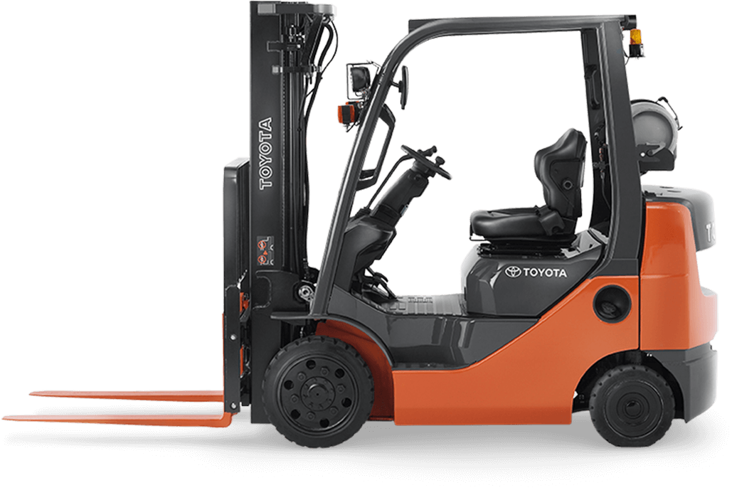 Core Ic Cusion Forklift America S Most Popular Toyota Forklift