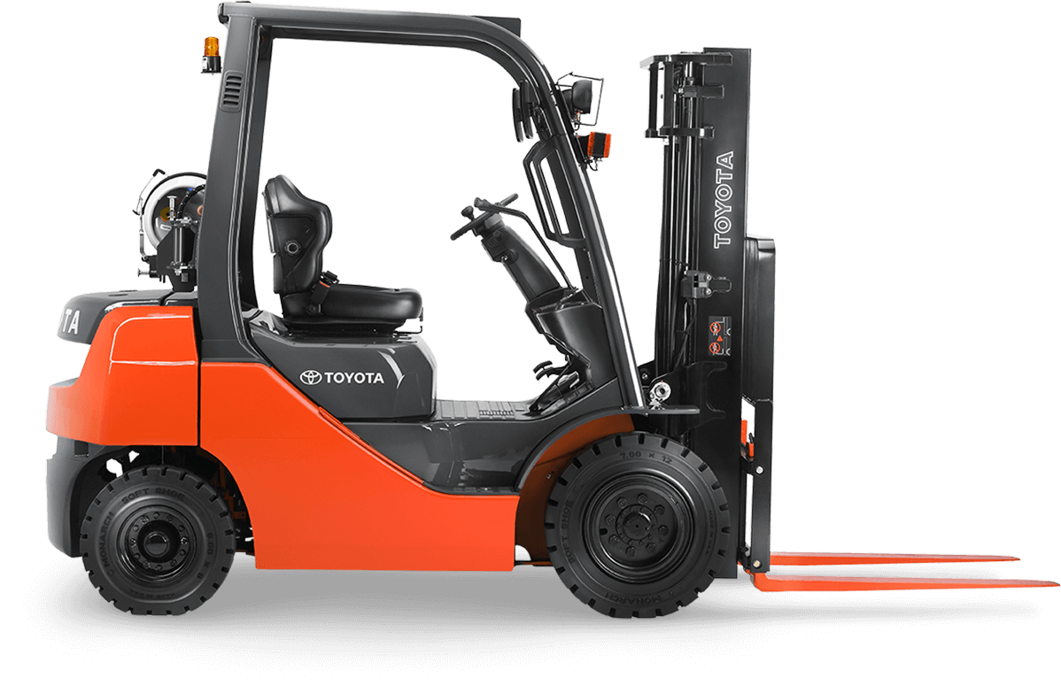 Core IC Pneumatic Forklift | Combustion Engine Outdoor Forklift | Toyota  Forklifts