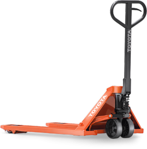 Endcontrolled Rider Pallet Jack Riding Toyota Forklifts. Hand Pallet Jack. Toyota. Toyota Forklift 6hbe30 Wiring Diagram At Scoala.co