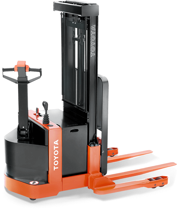 Industrial walkie stacker toyota forklifts Motorized forklift