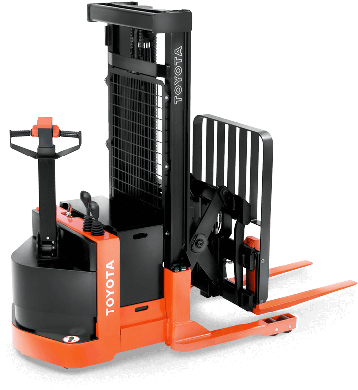 Walkie Electric Reach Truck Walkie Forklift Toyota Forklifts