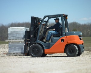 mid ic pneumatic, toyota, forklift