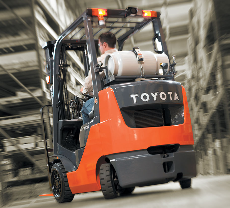 Guide To Forklift Options And Forklift Accessories Toyota Forklifts