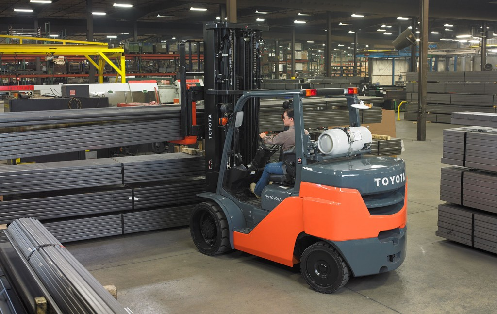 Toyota Forklift Lease Options | Toyota Forklifts
