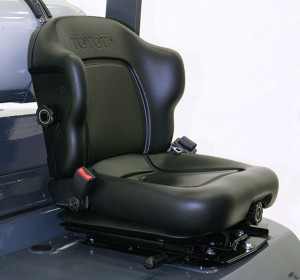 Toyota Forklift Seat