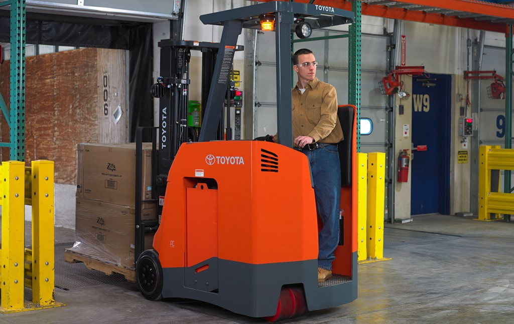 Forklift Safety Strategies And Best Practices Toyota Forklifts