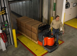 Toyota Electric Pallet Jacks and Stackers