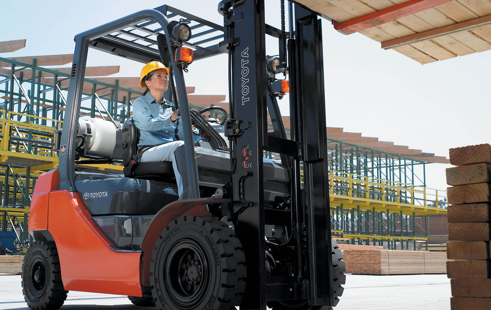 10 Things You Learn in Toyota Forklift Operator Safety ...