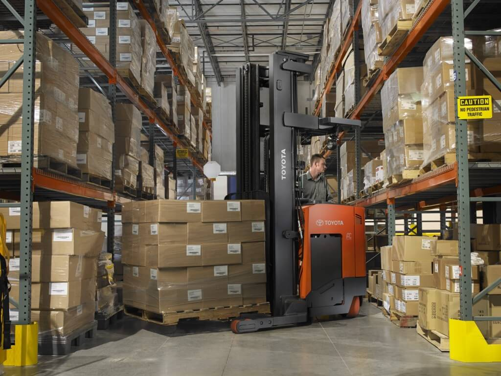 Guide to Common Forklift Replacement Parts | Toyota Forklifts