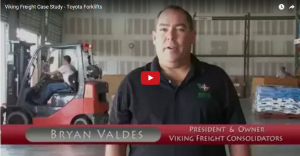 Viking Freight Forklift Case Study