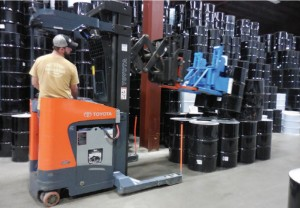 Maple Syrup Forklift Case Study