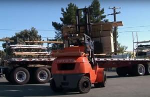Ashby Toyota Forklift