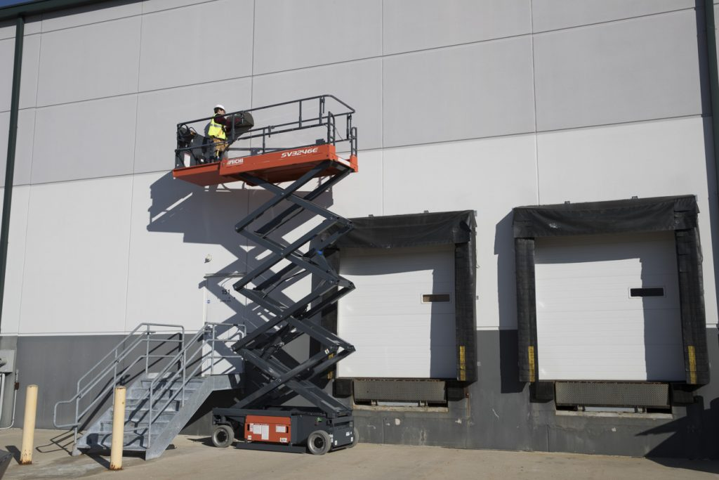 Scissor Lift Safety Guide Toyota Forklifts