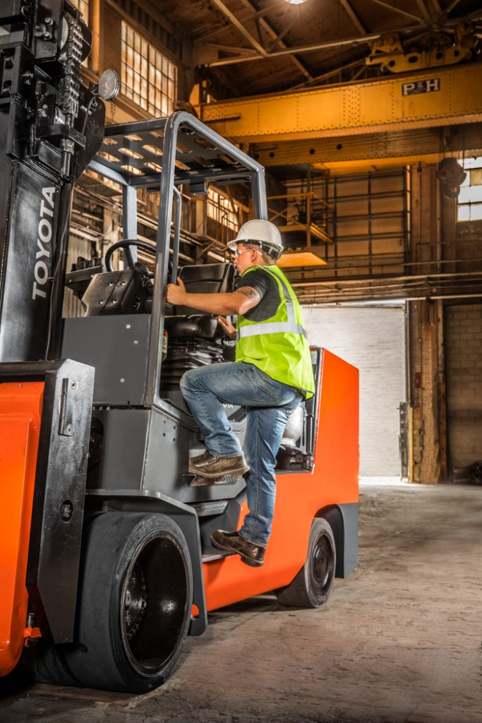 Forklift Training For Safety And Certification Toyota Forklifts