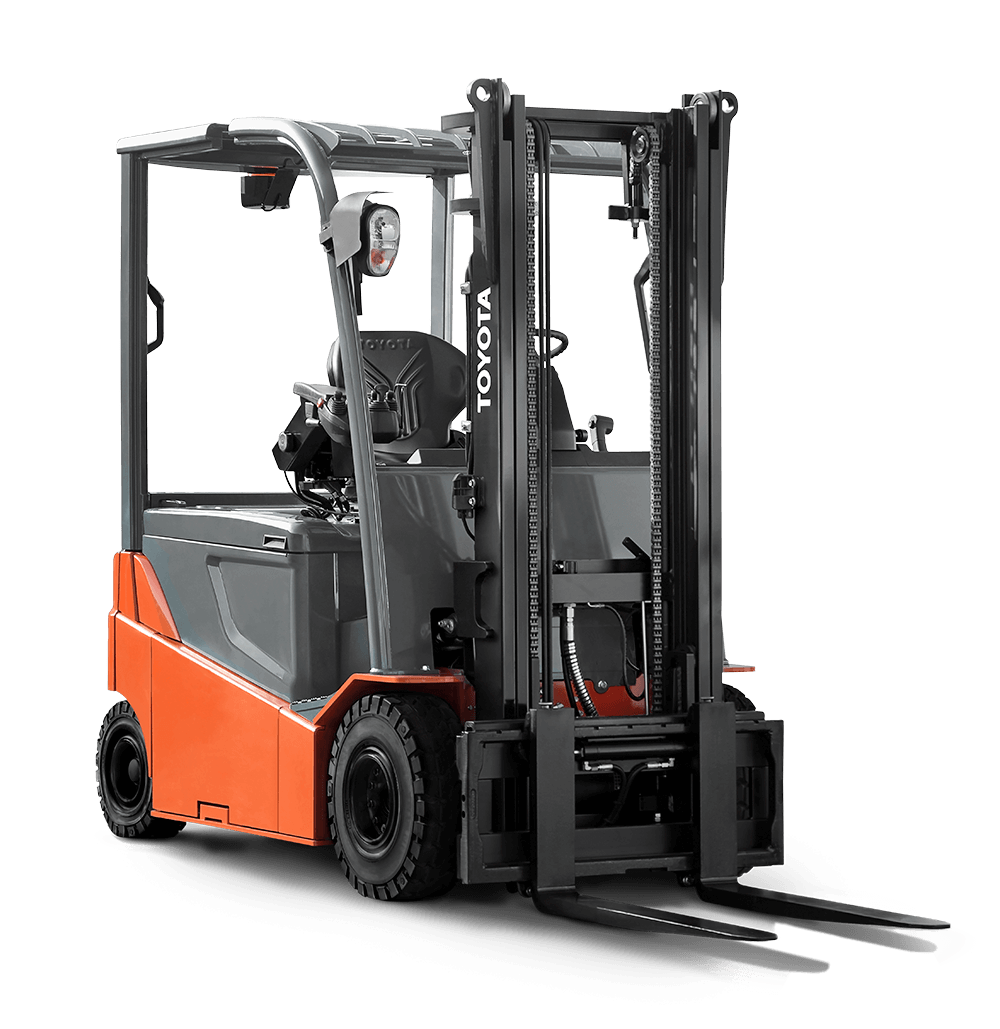 Electric pneumatic forklift toyota forklifts Motorized forklift