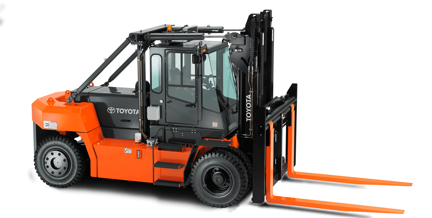 Electric forklift toyota Motorized forklift