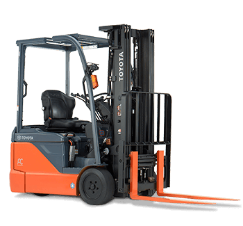 Large IC Cushion Forklift