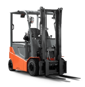 3-Wheel Electric Forklift | Toyota Forklifts