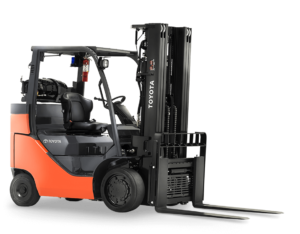 Image result for toyota forklift model 8fgcu25