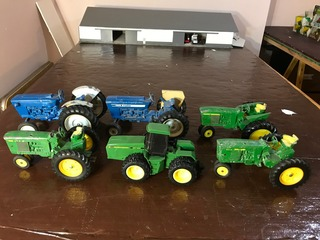 Toy Tractors For Sale >> Toy Tractor Times