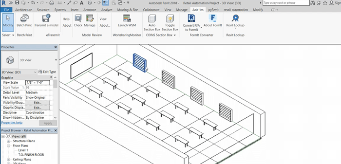 ThinkParametric | How to Create a Revit Plug-in with Python