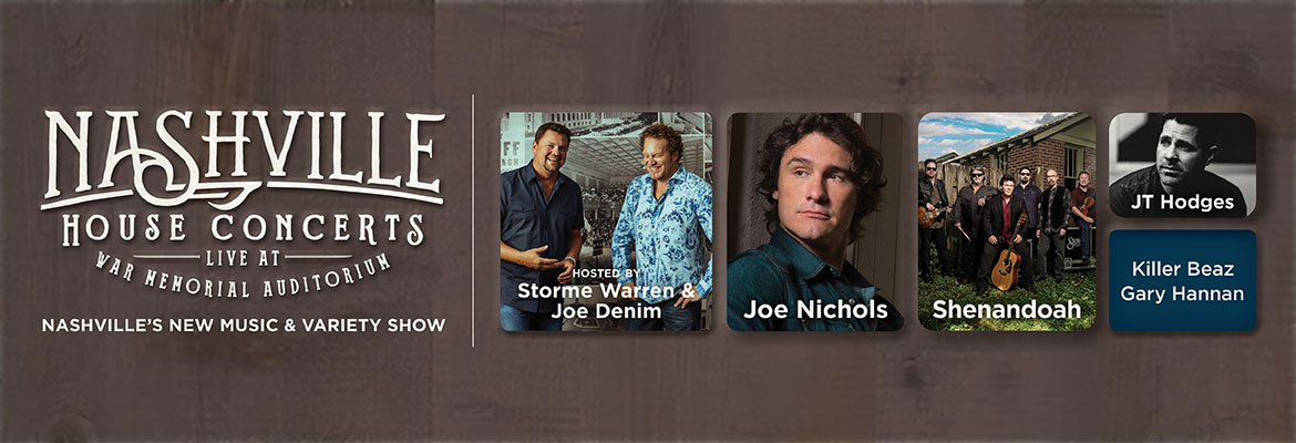 NHC Hosts: Storme Warren and Joe Denim