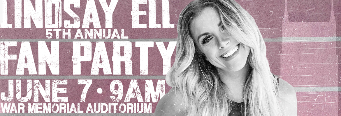 Lindsay Ell 5th Annual Fan Party
