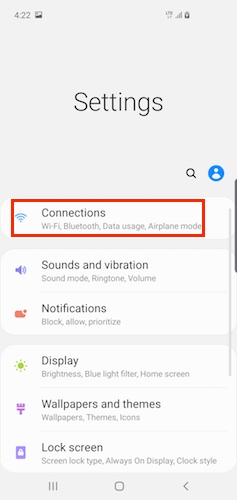 How do I connect to Wi-Fi? - Nex-Tech Wireless