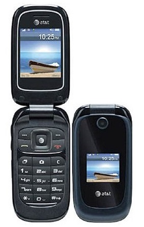 How do I get the User Guide for the AT&T Z221?