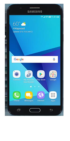 Samsung Galaxy J7 Sky Pro (S737TL) [Home] - SIMPLE Mobile