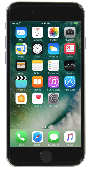iphone 6 no sim card installed