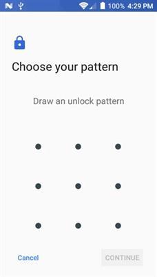 Screen Lock Options Tutorial