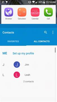 how to add photo to contact