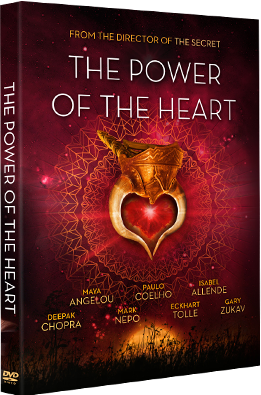 The Power of the Heart DVD