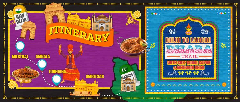 Delhi To Amritsar Dhaba Trail