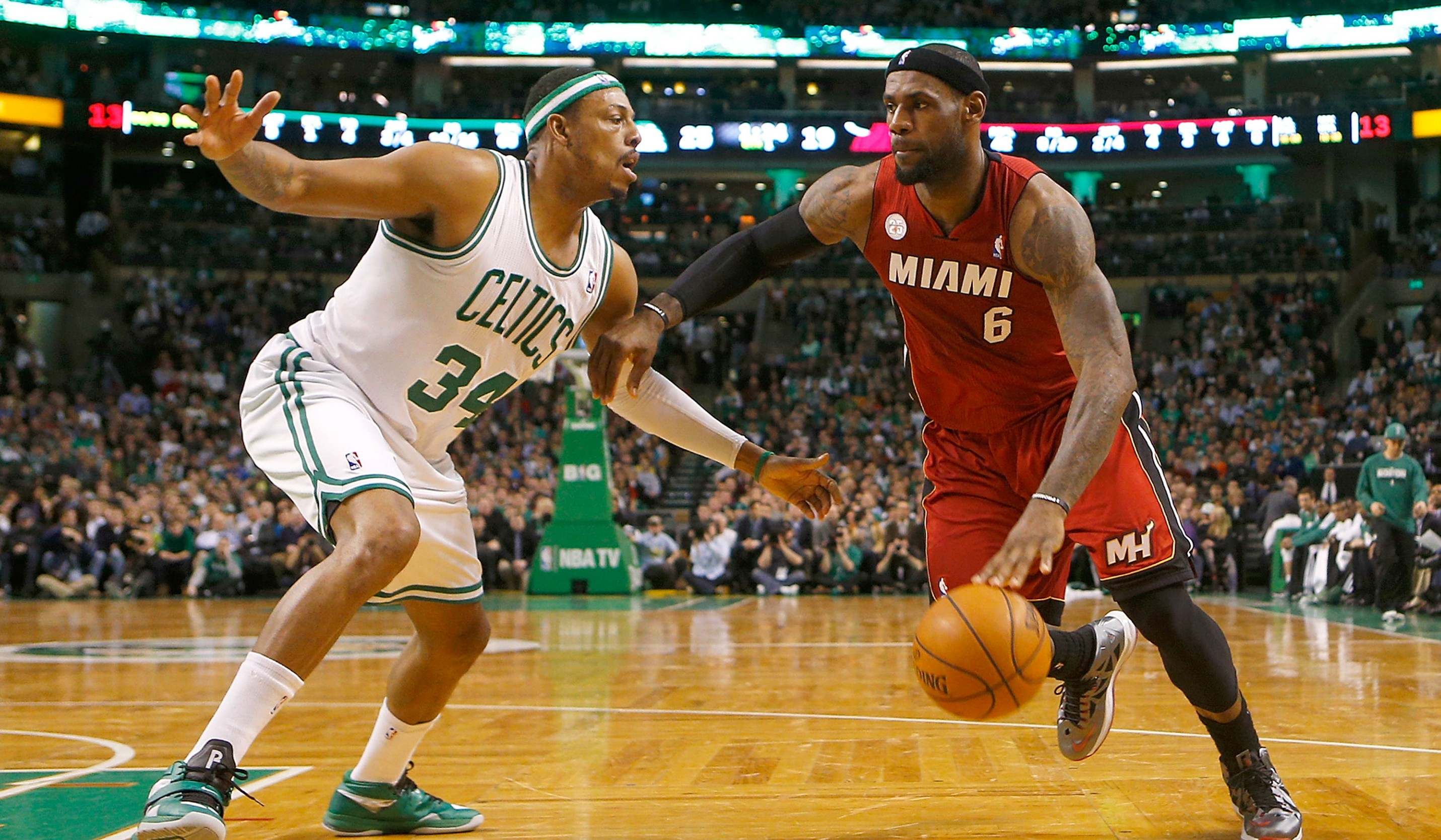 Basketball Players: The Five Toughest Players I've Ever Guarded
