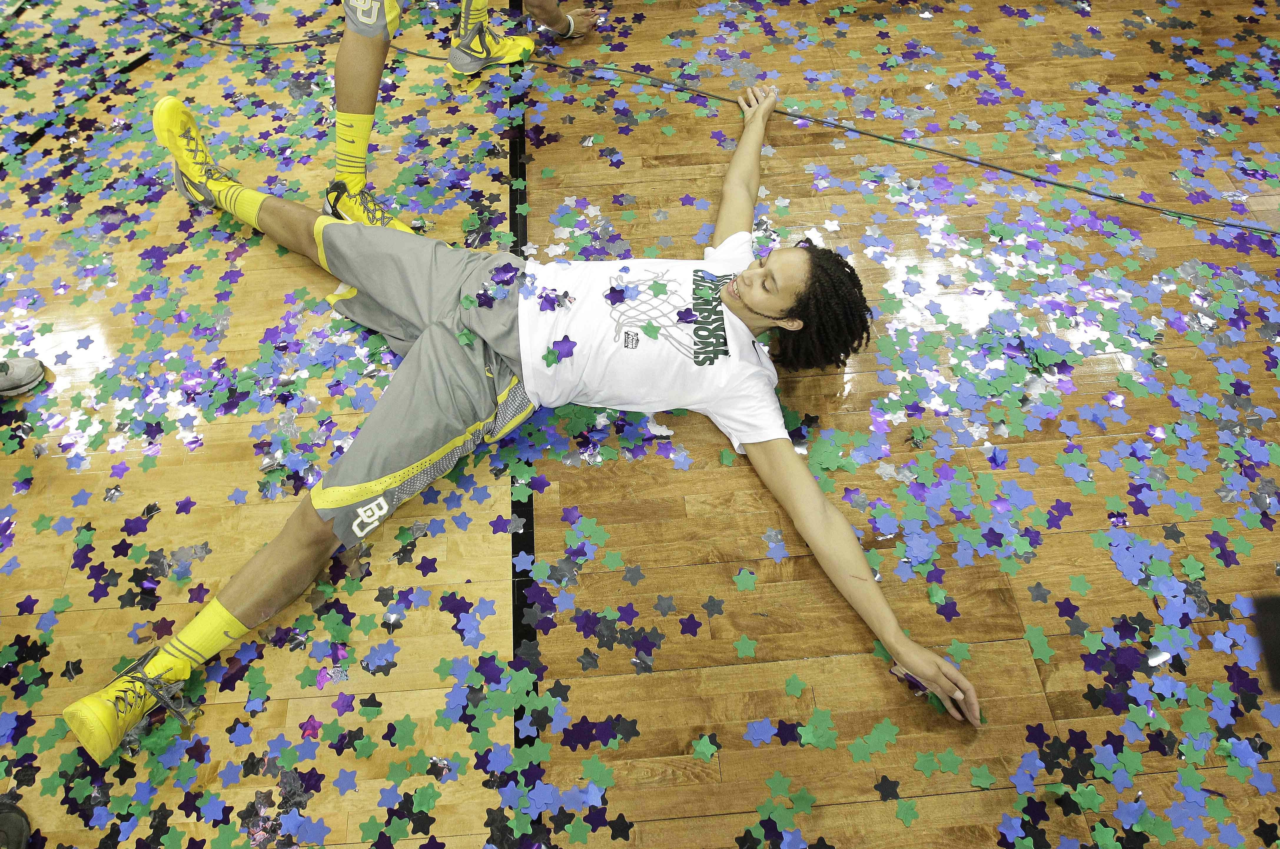 NCAA Womens Final Four Baylor Notre Dame Basketball