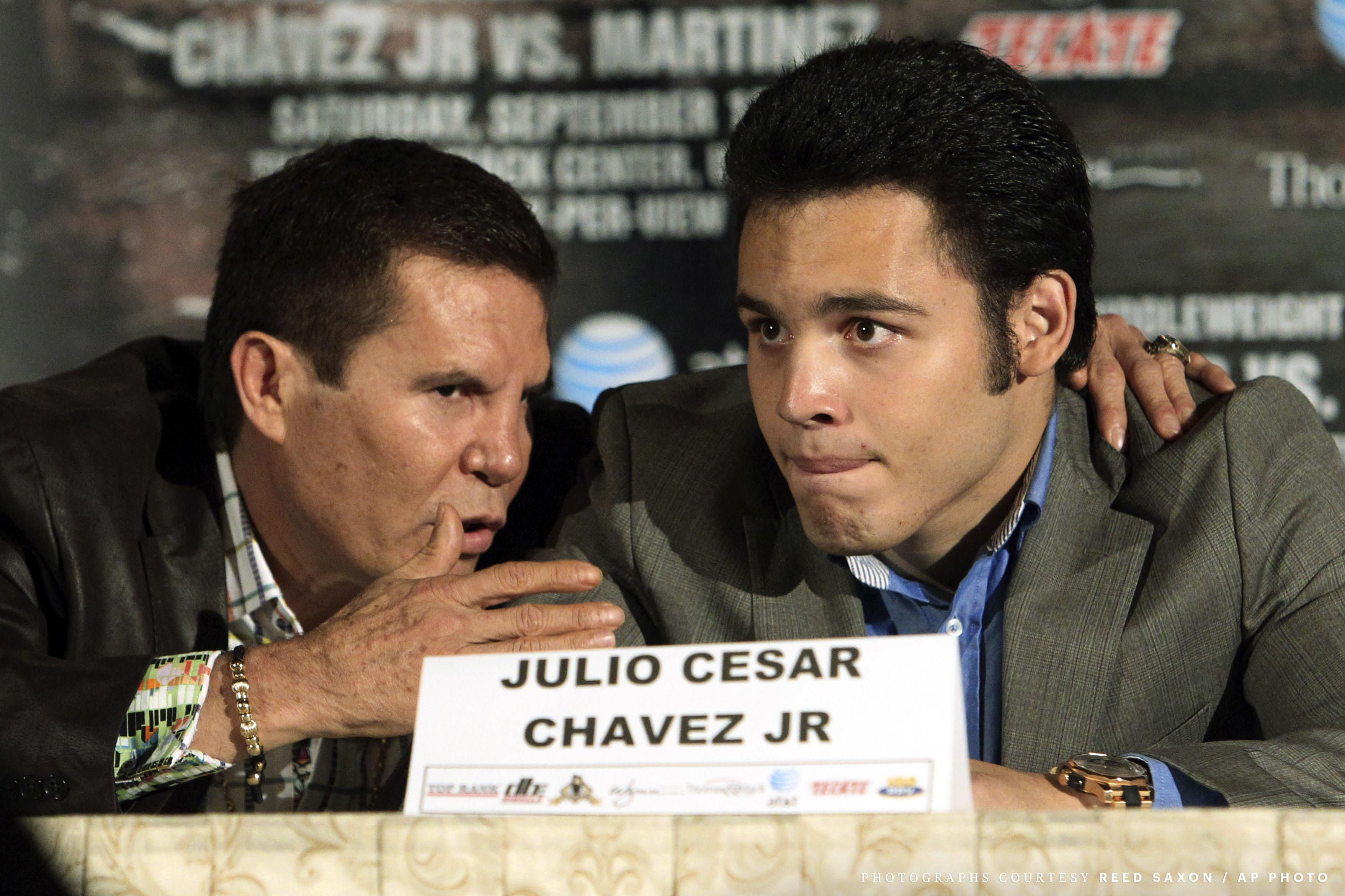 Julio Cesar Chavez Jr., Julio Cesar Chavez
