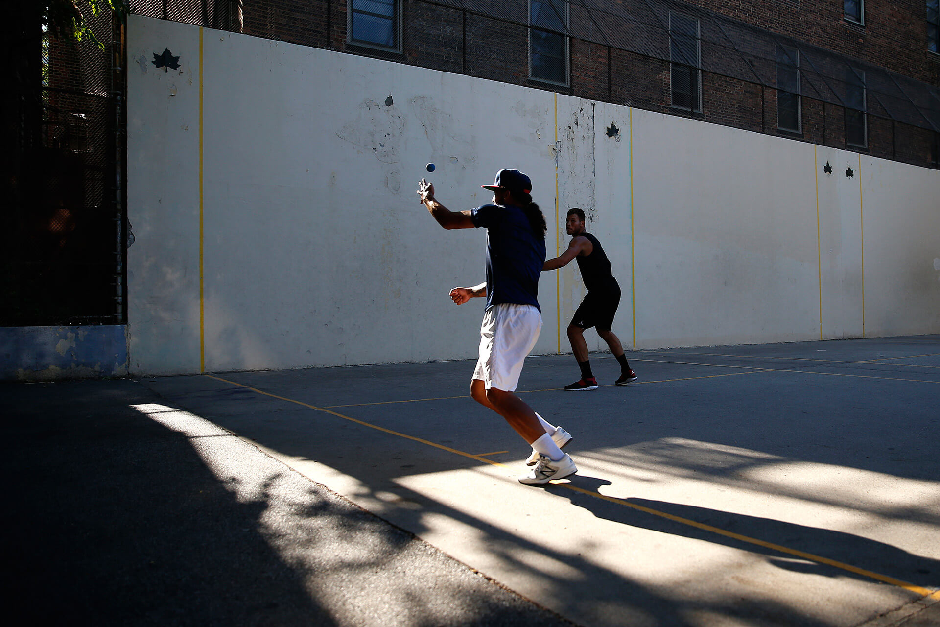 249280a9269 What You Don't Know About: Handball | By Blake Griffin