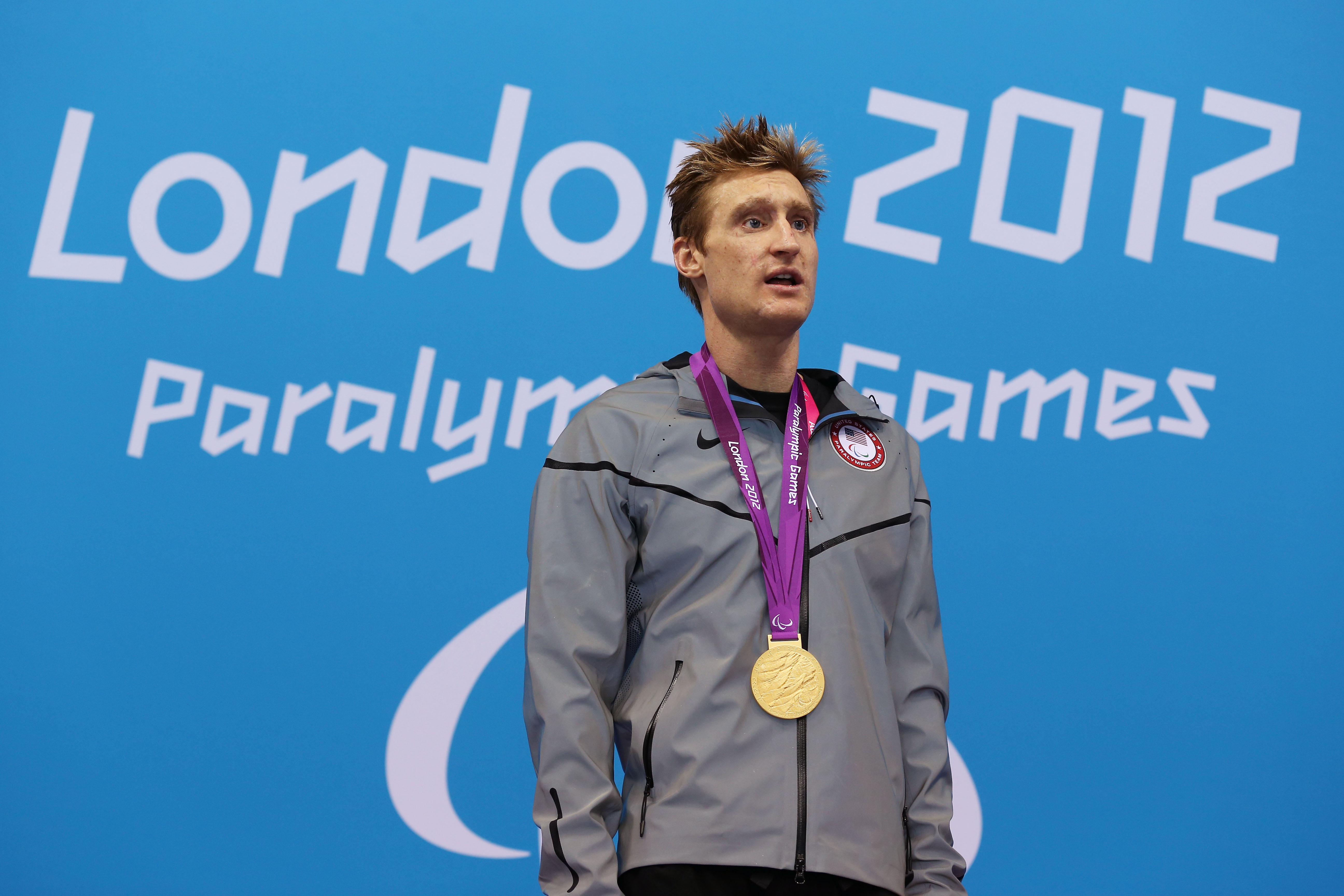 2012 London Paralympics - Day 9 - Swimming