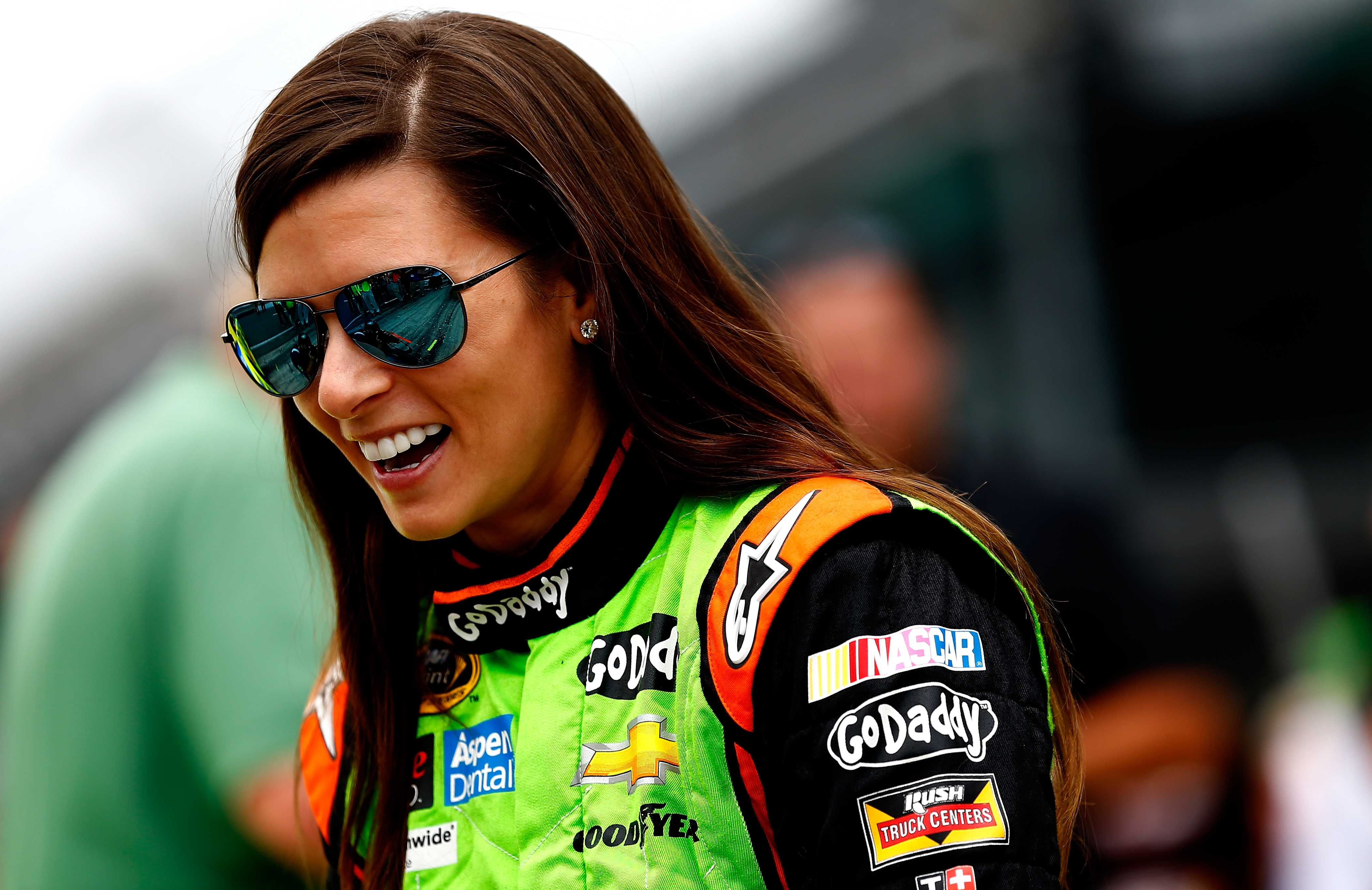 What the (Blank)? | By Danica Patrick