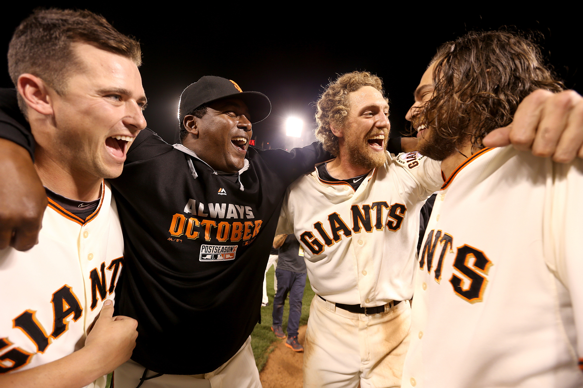 a giant life by brandon crawford