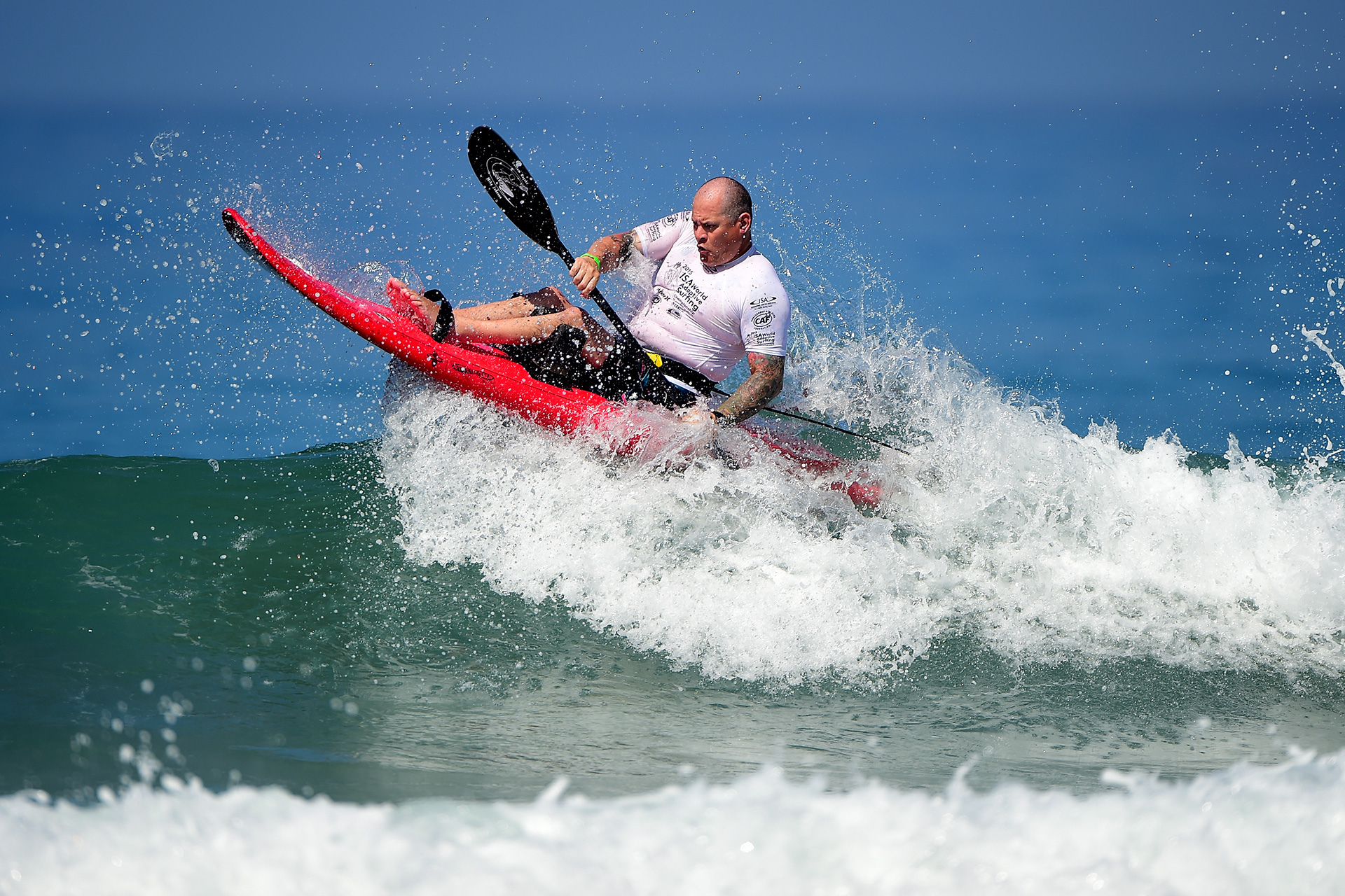 2015 ISA World Adaptive Surfing Championship