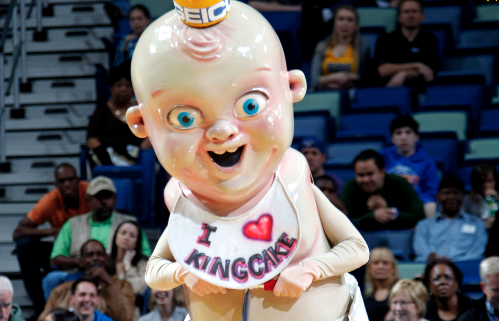 The Creepiest Mascots in Sports | By Chris Long